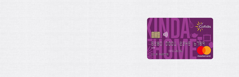 Conheça o Cartão de Crédito Cofidis Kinda Home