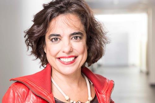 Margarida Pena - Diretora Recursos Humanos e Logística