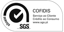 Logotipo do certificado SGS